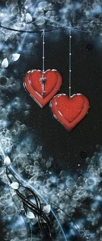 Love is the Key Silver