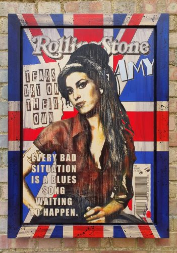 Amy Winehouse Original Variation by Rob Bishop