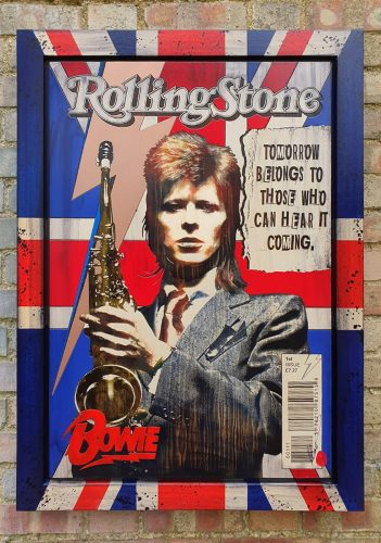 David Bowie Original Variation by Rob Bishop