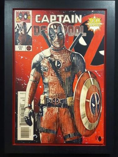 Captain Deadpool Original Variation