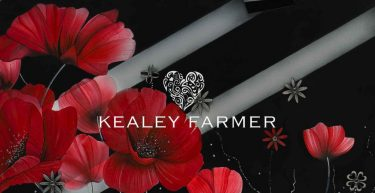 Kealey Farmer Artist Appearance/Exhibition 3rd March 2018