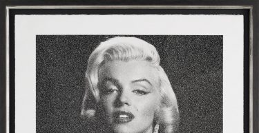 Simon Claridge Marilyn Set of 3