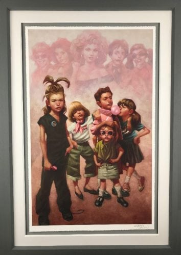 In The Pink by Craig Davison
