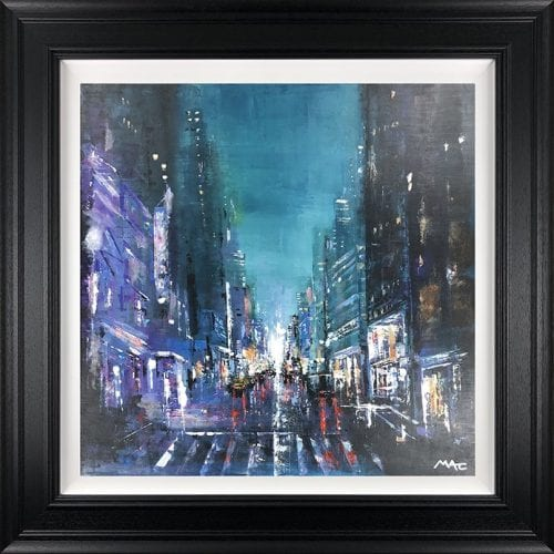 Electric Avenue (NYC) Original Mark Curryer