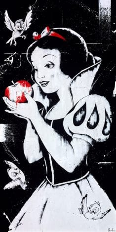 The Poison Apple Original by Sarah Holmes