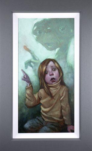 OWWWCH! (Canvas Edition) by Craig Davison