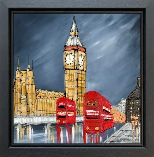 Westminster Love Original by Edward Waite