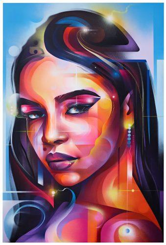 Golden Lady by Mr Cenz