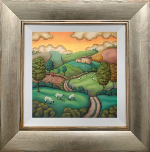 Secrets of the Seasons (Summer) by Paul Horton