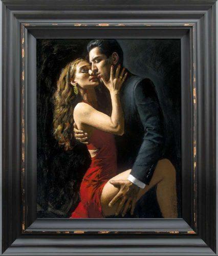 Tango en San Telmo III Fabian Perez