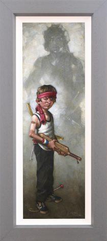 Don't Push It (Canvas Edition) Craig Davison