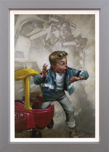 Playtime (Canvas Edition) Craig Davison