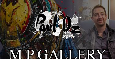PAUL OZ EXHIBITION This Saturday 23rd of November 2019 1-3pm